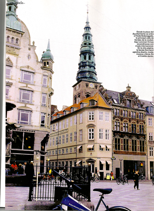 La buena vida (Copenhague). Enero 2009.