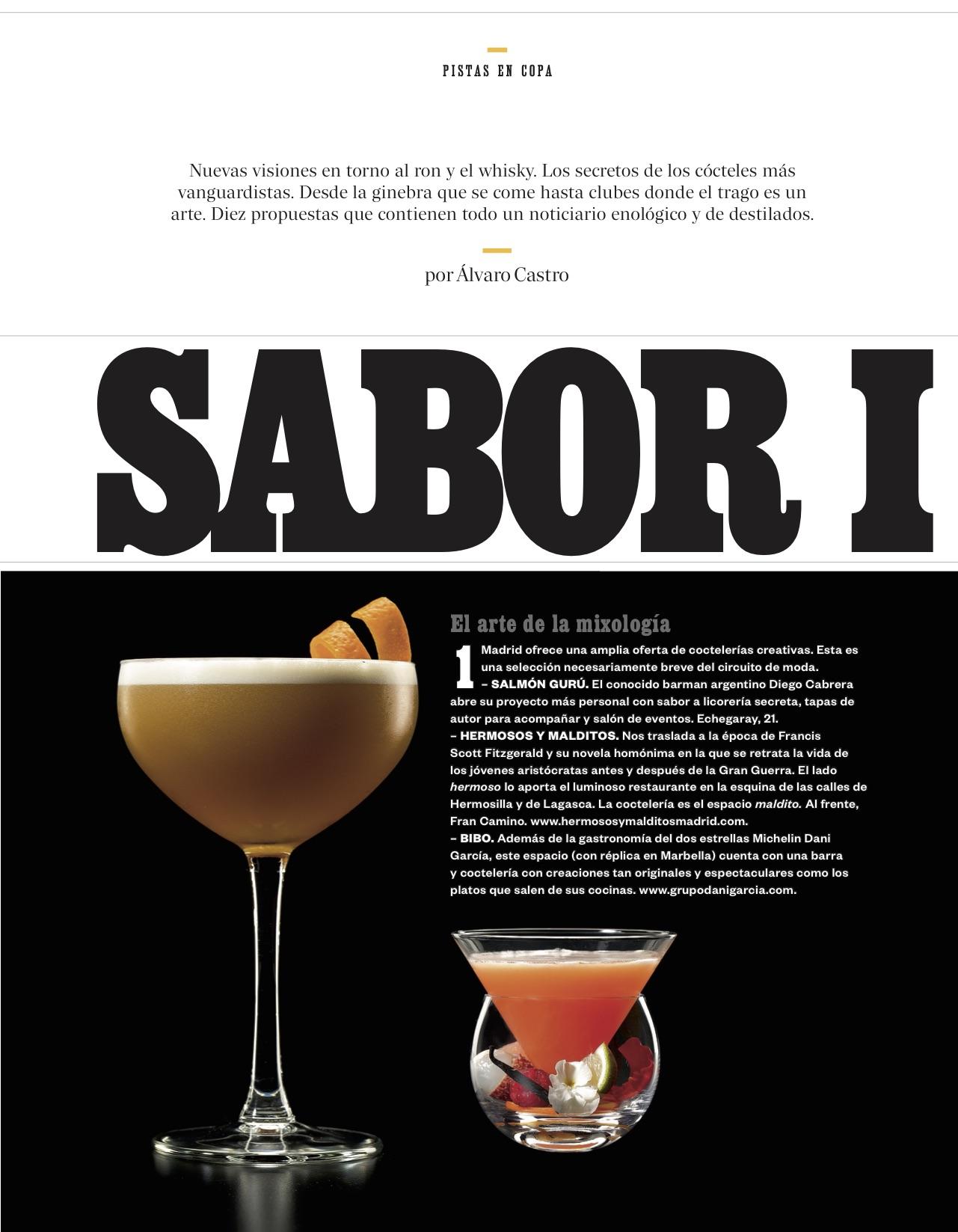 El País Semanal/ Extra Gastronomía 2016